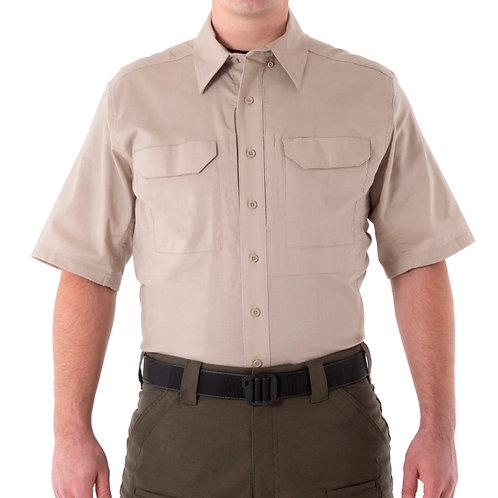 Camisa Táctica V2 color Khaki  |  First Tactical