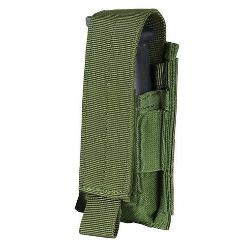 Porta proveedor pistola MOLLE color Verde |  Condor Outdoor