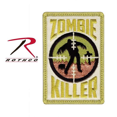 Parche Zombie Killer  |  ROTHCO