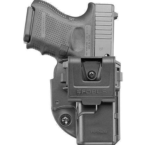 Funda táctica interna APN26 (Glock 26/27)  | Fobus