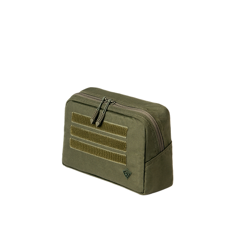Pouch Táctico MOLLE 9x6 color Verde  |  First Tactical