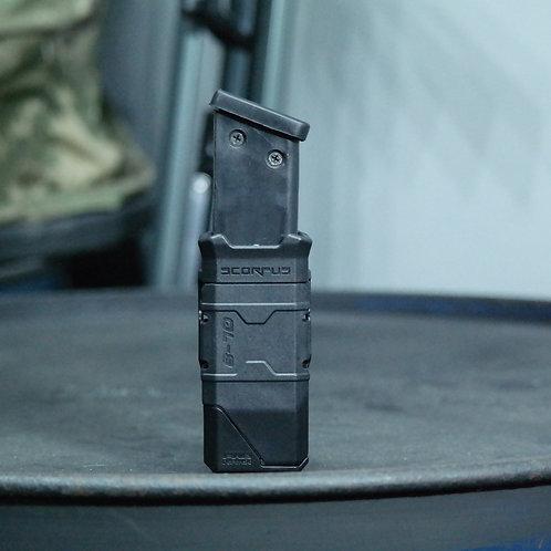 Porta Proveedor Táctico Scorpus QL-9  color Negro  | FAB Defense