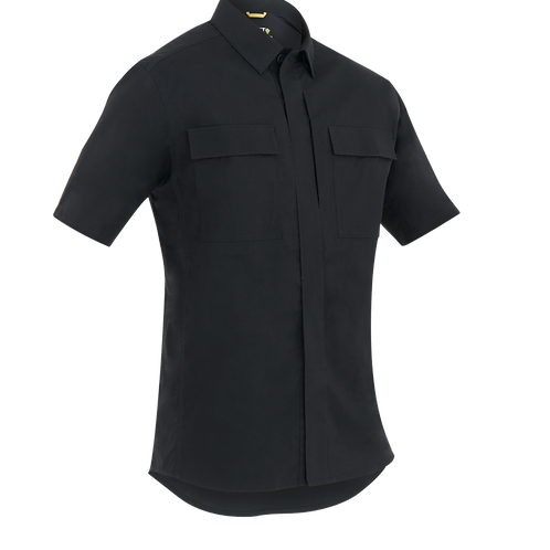 Camisa Táctica color Negro  |  First Tactical