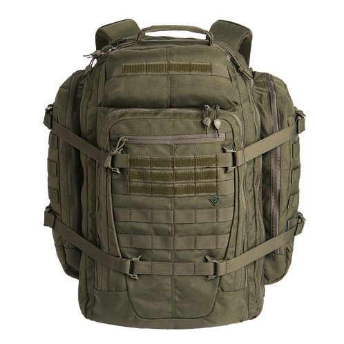 Mochila Táctica Specialist 3 días color Verde  |  First Tactical