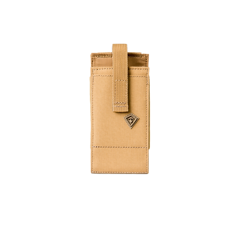 Pouch Táctico MOLLE Media color Coyote  |  First Tactical