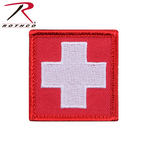 Parche First Aid Cross  |  ROTHCO