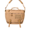 Thumbnail: Maletin Táctico Summit cruzado color Coyote  |  First Tactical