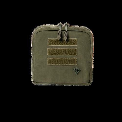 Pouch Táctico MOLLE 6x6 color Verde  |  First Tactical