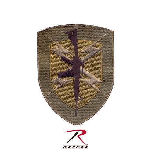 Parche Gun Shield  |  ROTHCO