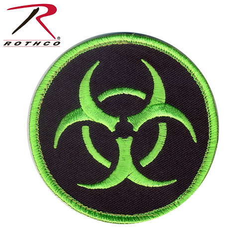 Parche Biohazard  |  ROTHCO
