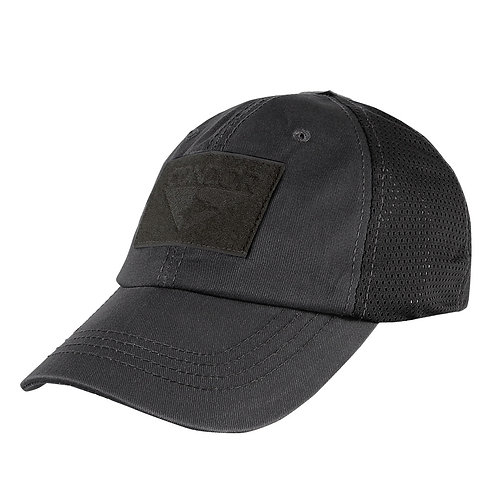 Gorra Táctica color Negro  |  Condor Outdoor