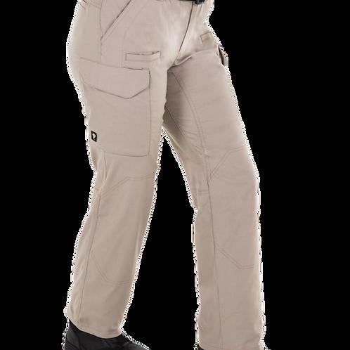 Pantalón Táctico DAMA V2 Color Khaki  |  First Tactical