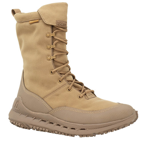"Bota Táctica Rapid Assault 9"" color Coyote  
