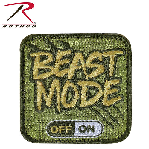 Parche Beast Mode  |  ROTHCO