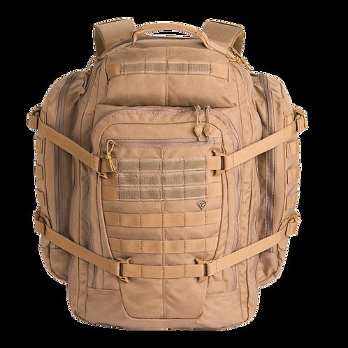 Mochila Táctica Specialist 3 días color Coyote  |  First Tactical