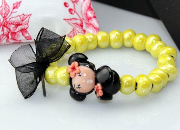 Bracelet mini yoko