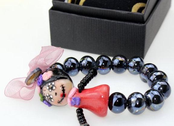Bracelet Dia De Los Muertos