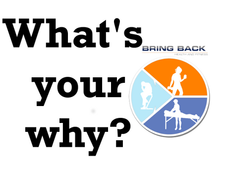What's Your Why?