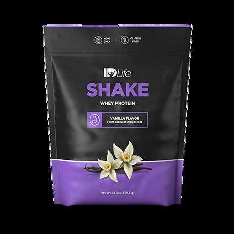Vanilla Shake Bag