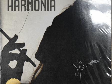 Os últimos discos de Harmonia antes da chuva...