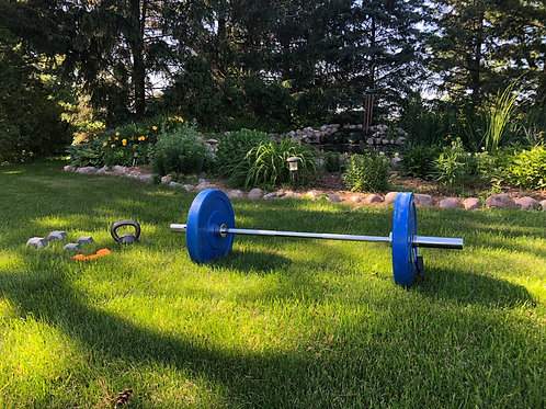 Initial Personal Training Session (60-Minute)