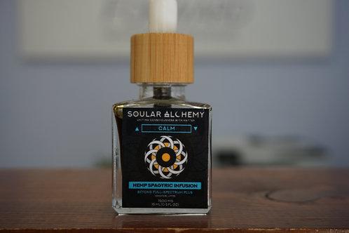 Calm - Soular Alchemy Spagyric Hemp Infusion - 15ml