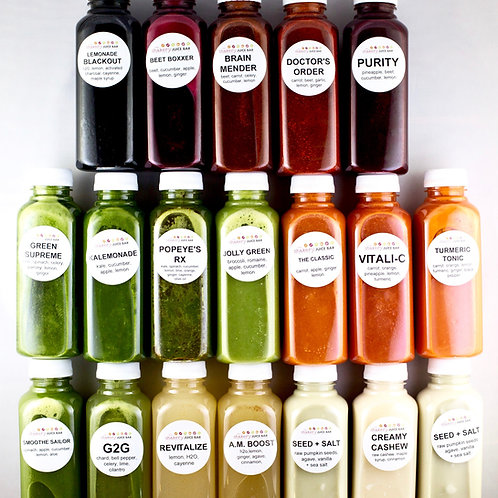 4-Week Juice Subscription