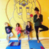 Last Kids Yoga class today! 9_30-10_30 A