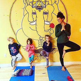 Last Kids Yoga class today! 9_30-10_30 A