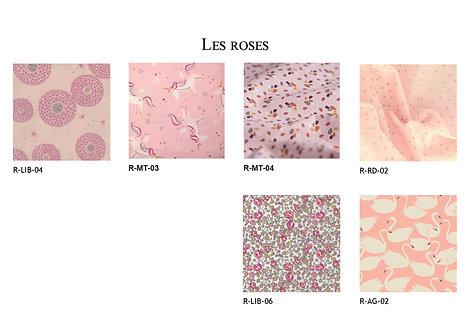 Catalogue de tissus