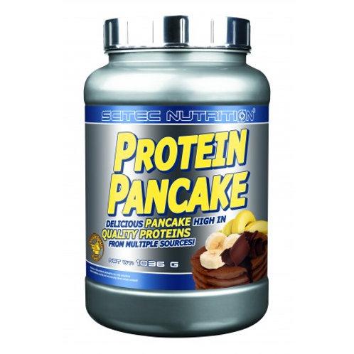 Protein Pancake 1036 gr banana-choco