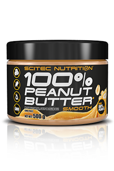 100% Peanut Butter / Beurre de cacahuète