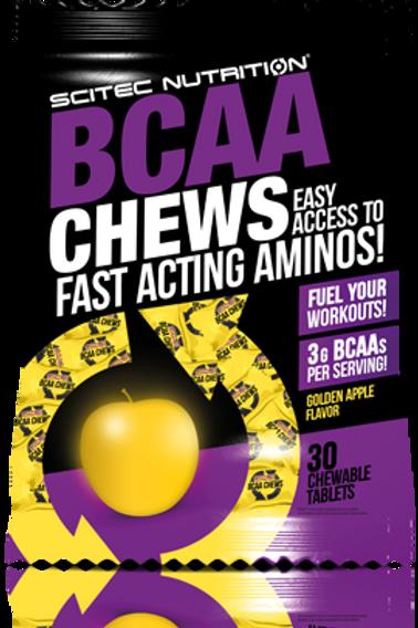 BCAA Chews   10x30 comprimés