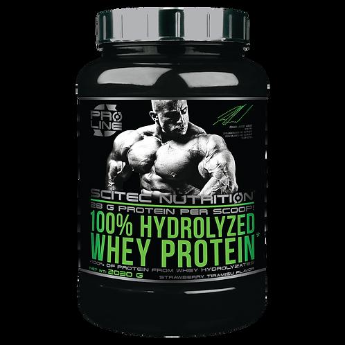 100 % Hydrolyzed Whey Protein