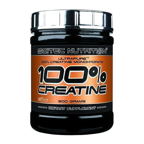 100 % Créatine  500Gr