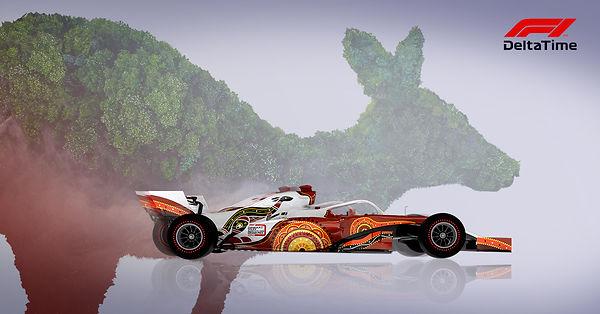 F1 Delta Time Australia Edition 2020 Cha