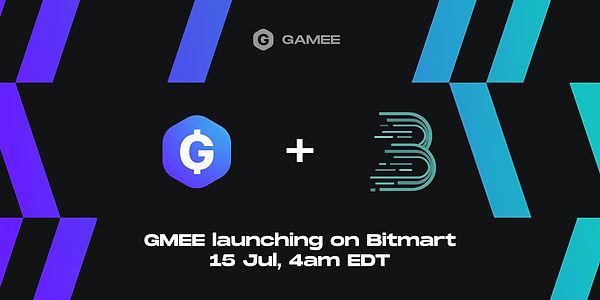 GMEE launching on Bitmart.jpg