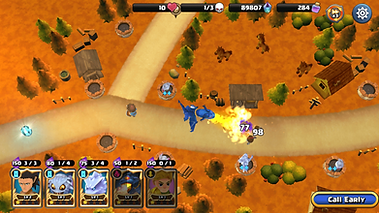 Beast Quest Ultimate Heroes screenshot 8