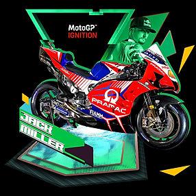 MotoGP Ignition - Ducati Desmosedici GP2