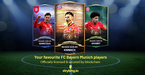 Auction for official FC Bayern Munich di