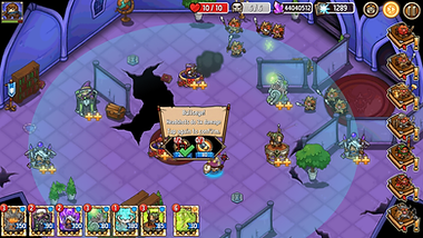 Crazy Defense Heroes Screenshot 5-min.pn