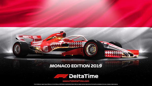 F1 Delta Time_Monaco Edition 2019_Produc