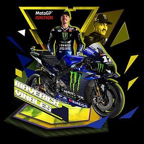 MotoGP Ignition - Maverick Viñales, Yama