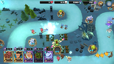 Beast Quest Ultimate Heroes screenshot 5