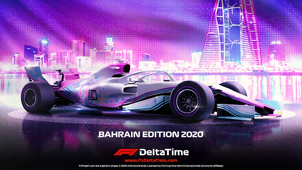 """Bahrain Edition 2020"" Apex NFT auction"