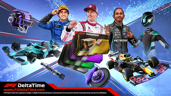 F1 Delta Time 2020 Content Pre-Sale begi