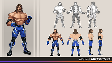 WWEUndefeated_ConceptArt_Styles.png
