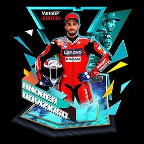 MotoGP Ignition - Andrea Dovizioso (Duca