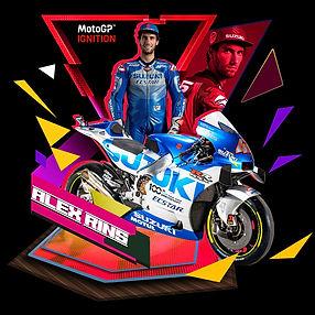 MotoGP Ignition - Álex Rins, Suzuki GSX-