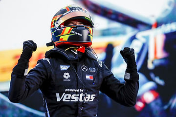 Stoffel Vandoorne (Mercedes-Benz EQ Form